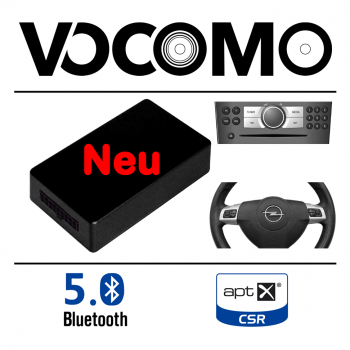 Bluetooth Audio Adapter kA-2 Opel V2