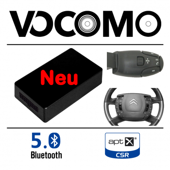 Bluetooth Audio Adapter kA-2 PSA V1 (Peugeot, Citroen)